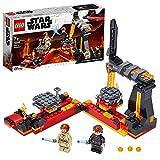 LEGO StarWars DuellosuMustafar, Playset La Vendetta dei Sith con Minifigura diAnakin SkywalkereObi-WANKenobi, 75269