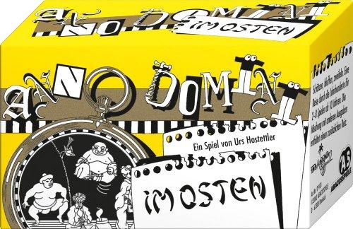ABACUSSPIELE 09101 - Anno Domini - Im Osten, Quizspiel, Schätzspiel, Kartenspiel