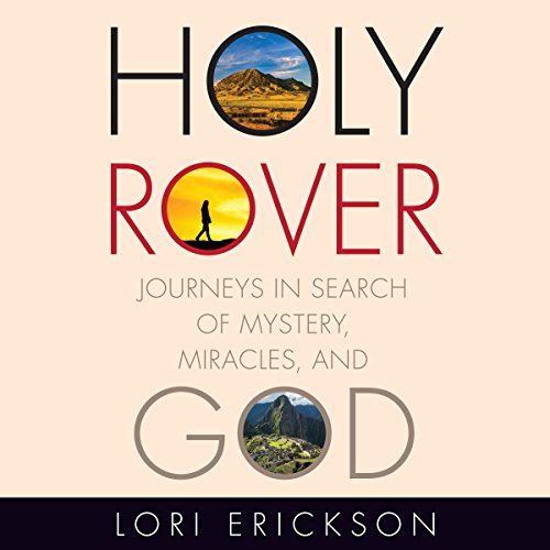Holy Rover audiobook cover art