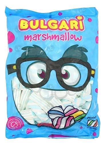 Bulgari - Nubes trenzadas sabor frutos del bosque - 140 unidades por bolsa