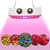 SWONES 1000W LED Grow Light - Double Chips Plant...