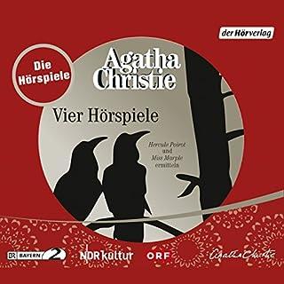 Agatha Christie - Vier Hörspiele Titelbild