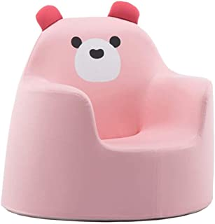 XLEVE Cute Cartoon Shape Kids Sofa Chair Toddler Armchair Toddler Furniture for Living Room Bedroom (Color : A)