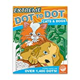 MindWare Extreme Dot to Dot Coloring: Cats...