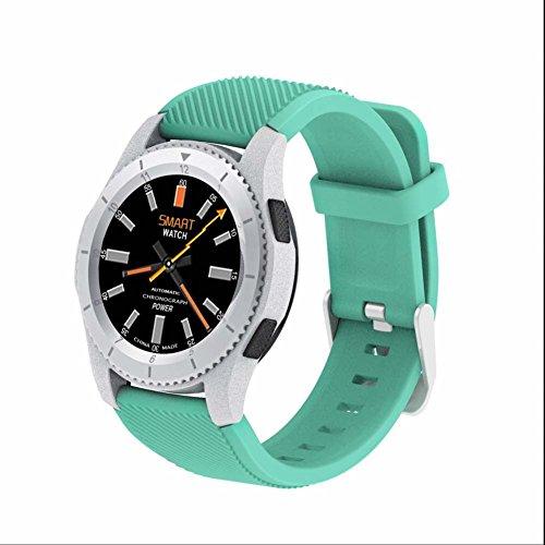 Smartwatch Armbanduhr Uhr Mit SIM SmartUhr Schrittzähler Fitness Armband mit SIM SmartWatchs Schrittzähler Schlaf Monitor Fitness Armband