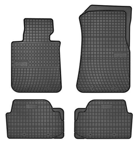 TN Profimatten Gummifussmatten Auto-Fußmatten Passform GB00000662A