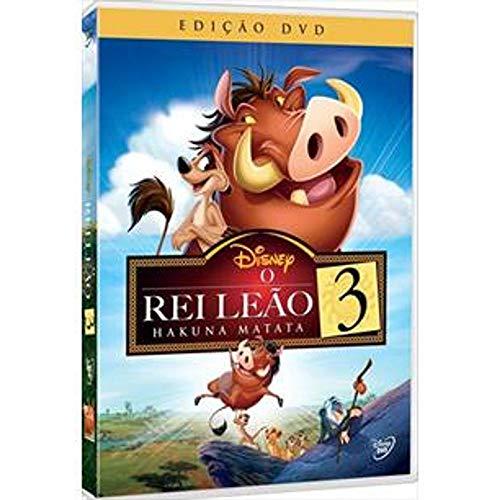O REI LEAO 3 - HAKUNA MATATA (DVD)
