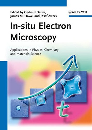 In-situ Electron Microscopy: Applications in Physics, Chemistry and Materials Science