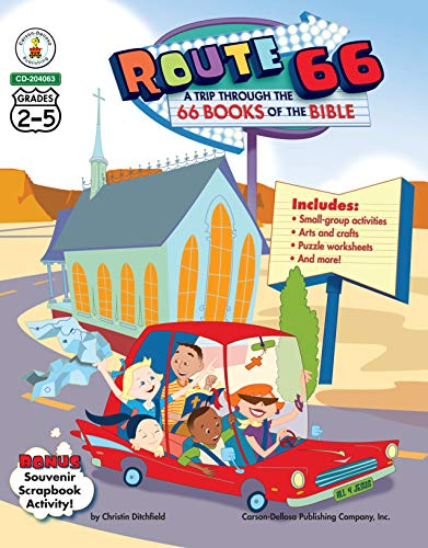 Route 66: A Trip through the 66 Books of the...