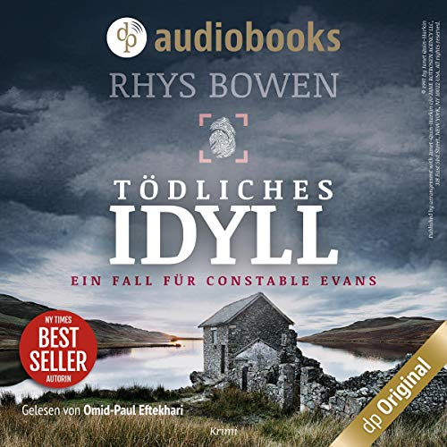 Tödliches Idyll audiobook cover art