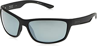 SMITH - Redmond RT DL5 63 Gafas de sol, Negro (Matt Black/Grey Lz), Unisex Adulto