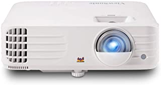 ViewSonic 1080p Projector with 3500 Lumens DLP 3D Dual HDMI Sports Mode and Low Input Lag for Gaming, Stream Netflix with ...