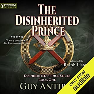 The Disinherited Prince Titelbild