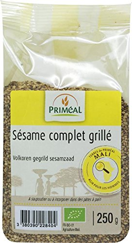 Priméal - BIO - Sésame Complet Grillé 250 g