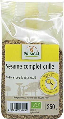 Priméal Sésame Complet Grillé 250 g