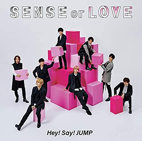 [Album]SENSE or LOVE – Hey!Say!JUMP[FLAC + MP3]