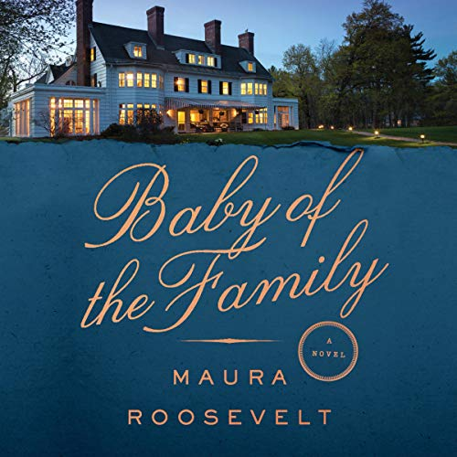 Baby of the Family audiobook cover art