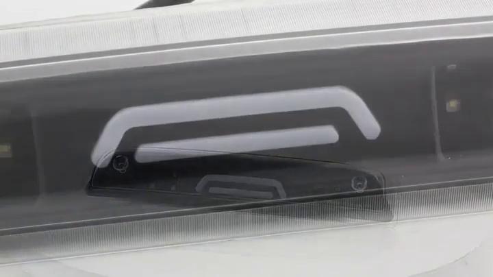 Fanlide 3rd Third Brake Light for Ford Fusion Mustang,High Mount LED Brake Light,Compatible 2013 2014 2015 2016 2017 2018 Ford Fusion//2015-2018 Ford Mustang,DS7Z13A613C DS7Z13A613A DS73-13A601-AL