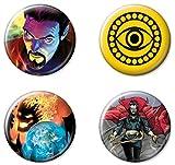 Ata-Boy Marvel Comics Dr. Strange Set of 4 1.25