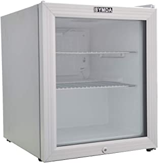 Mini Glass Door Refrigerator YCC60G