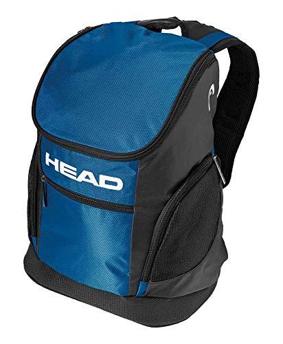 HEAD Uni Rucksack Training Backpack 33, Unisex, Training Backpack 33, Schwarz/Navy, Einheitsgröße