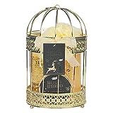 Coffret Cadeau pour Femme   Produits de Bain parfum Vanille & Tilleul   Idée de Cadeau Original pour Femmes   Idéal Anniversaire Maman   Panier de Beauté, Soin et Bien-être  CAGE by Gloss!