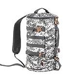 Leo Fishing Tackle Storage Bag Portable Outdoor Multifunctional Fishing Gear Bag Large Saltwater...