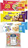 General Mills King Size Treat Bar Variety Pack, Lucky Charms, Golden Grahams, Cinnamon Toast Crunch,...