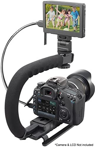 Pro Video Special price Max 43% OFF for a limited time Stabilizing Handle Grip for: ELPH HS 300 IXUS 2 Canon