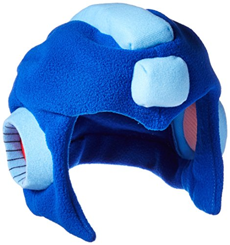 GE Animation GE-8187 Mega Man 10 - MegaMan's Helmet Cosplay Hat - http://coolthings.us