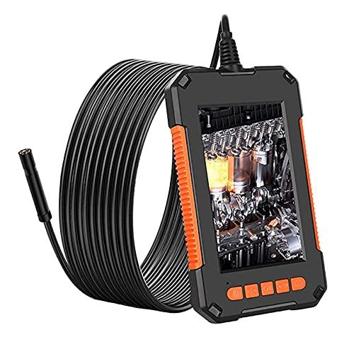 Endoscopio Industriale per fotocamera boroscopio industriale, schermo P40 HD da 4,3 pollici 1080P Endoscopio impermeabile per l endoscopio impermeabile per l ispezione della fognatura ( Size : 10M )