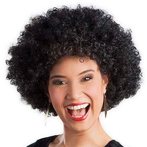comprar pelucas afro disfraz online