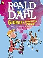 George's Marvellous Medicine: Colour Edition (Dahl Colour Editions)