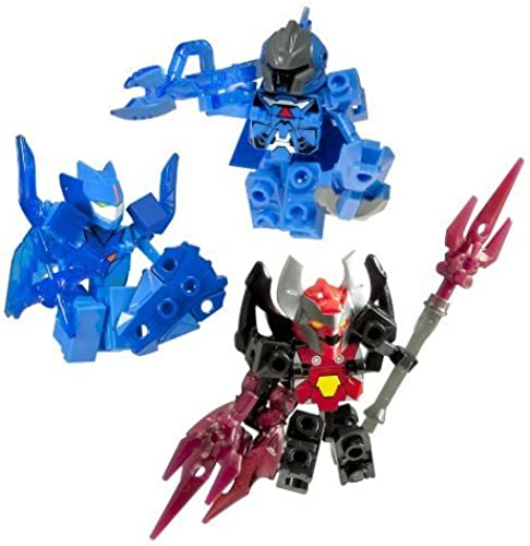 Ionix Tenkai Knights - Action Pack 10502 (Vilius Kutor Tributon) by Spin Master