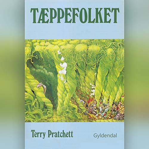 Tæppefolket audiobook cover art