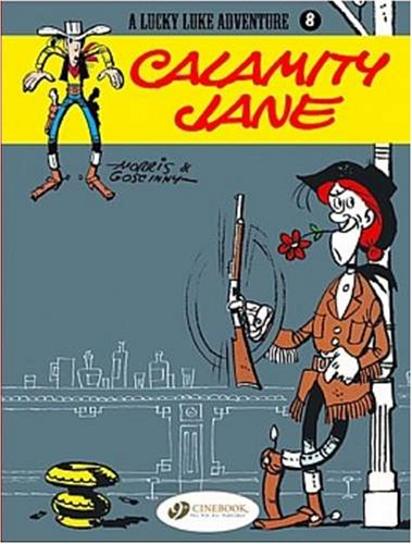 Characters - lucky Luke - tome 8 calamity jane - vol08 (Lucky Luke Adventure)