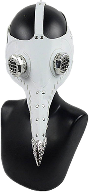 Shu li Damen und Herren Halloween Masquerade Requisiten Steampunk Pest Vogel Maske B07FDVWM1P Sehr gelobt und vom Publikum der Verbraucher geschätzt  | Modisch