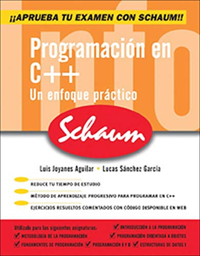Programaci}n en C++. Serie Schaum