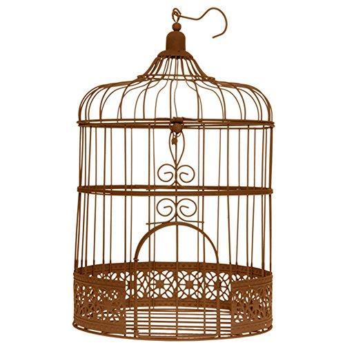 Vogelkäfig Groß rost