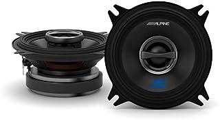Alpine S S40 10 cm (4 Zoll) 2 Wege Koaxial Lautsprechersystem