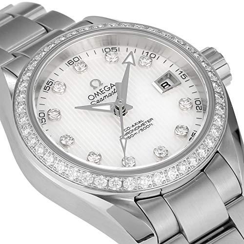 [オメガ]腕時計ホワイトパール文字盤231.15.30.20.55.001レディース並行輸入品シルバー