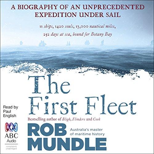 The First Fleet cover art