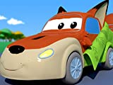 Jerry the Racing Car is Nick Wilde from the Zoo / Henry the Old Herbie is Mr. Potato Head / Jeremy the Taxi is a dog for the Chinese New Year!