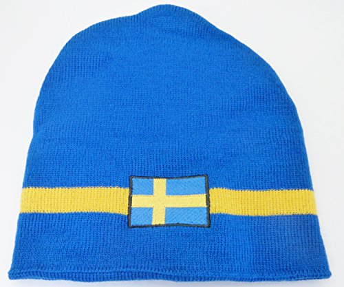 Bronx Wintermütze, Beanie Schweden, Sverige, Sweden