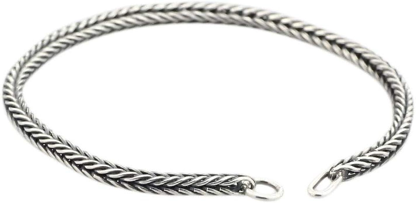 CHIY-GBC 925 Sterling Silber Armband Frauen Fox Schwanz