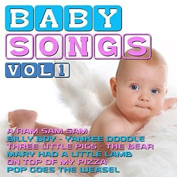 Baby Songs Vol. 1