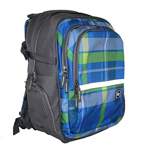 all out Filby Schulrucksack Woody Blue