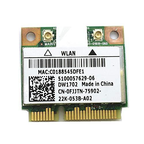 Atheros AR9285 AR5B195 DW1702 Half Mini PCIe WLAN Bluetooth Card for 14R...