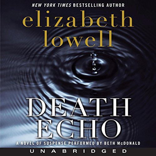Death Echo audiobook cover art