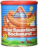 Metten Dicke Sauerländer Bockwurst, 6er Pack (6 x 400 g Dose)